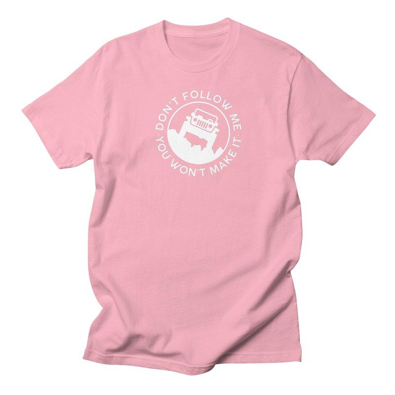 Follow The Leader! Men's T-Shirt by JeepVIPClub's Artist Shop
