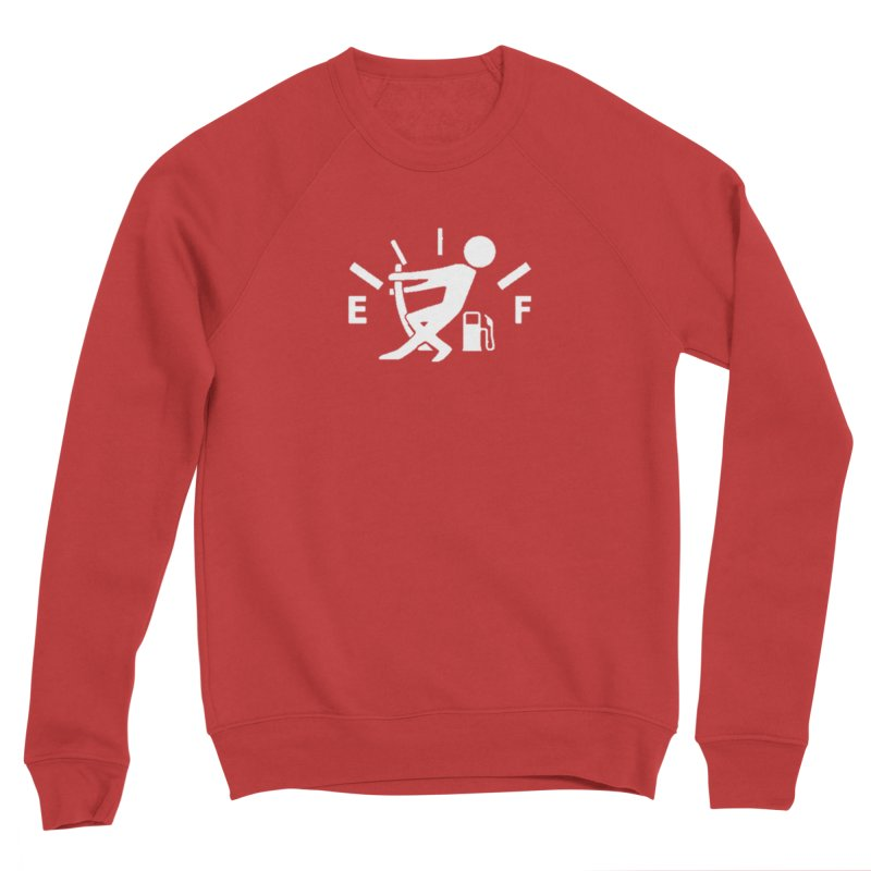 Get Your Fill! Men's Sponge Fleece Sweatshirt by JeepVIPClub's Artist Shop