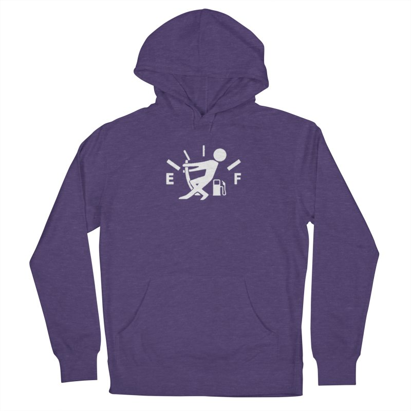 Get Your Fill! Men's French Terry Pullover Hoody by JeepVIPClub's Artist Shop