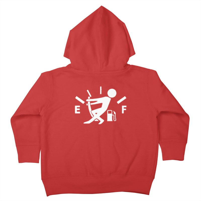Get Your Fill! Kids Toddler Zip-Up Hoody by JeepVIPClub's Artist Shop