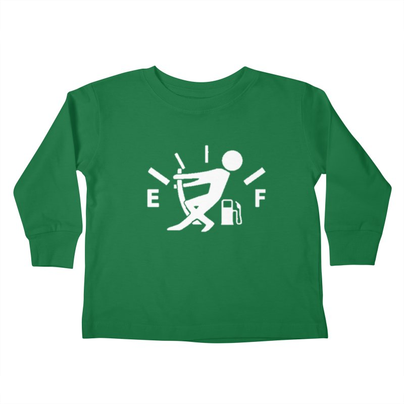 Get Your Fill! Kids Toddler Longsleeve T-Shirt by JeepVIPClub's Artist Shop