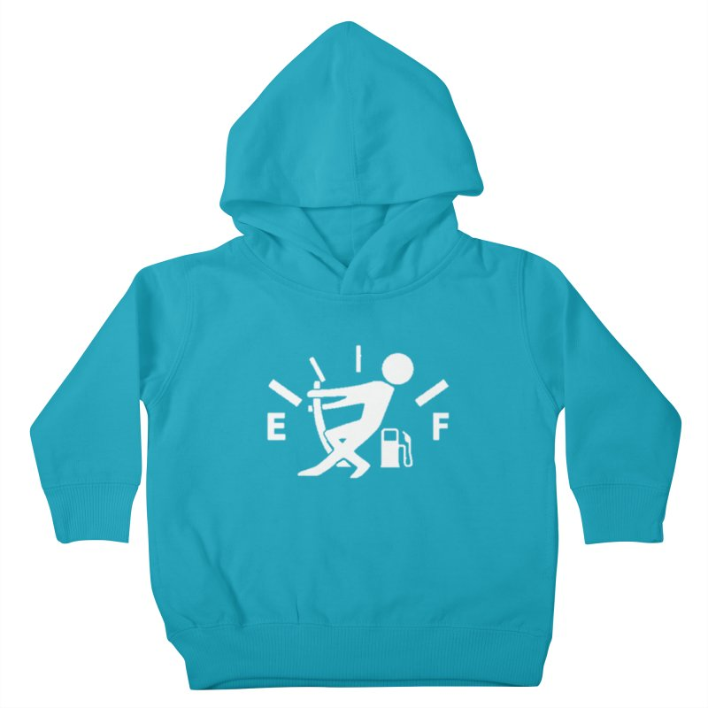 Get Your Fill! Kids Toddler Pullover Hoody by JeepVIPClub's Artist Shop