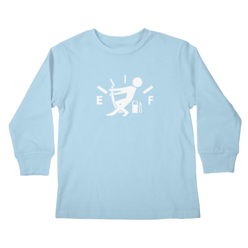 Get Your Fill! Kids Longsleeve T-Shirt by JeepVIPClub's Artist Shop