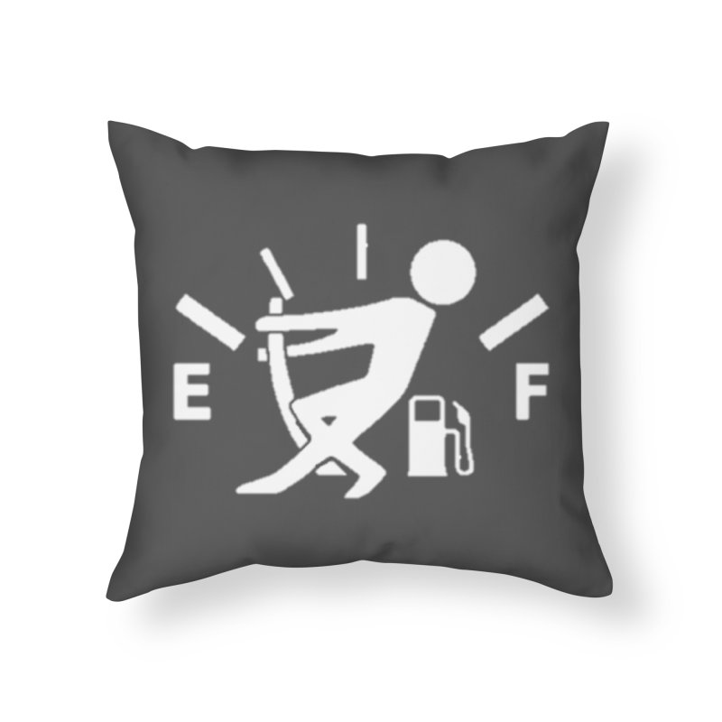 Get Your Fill! Home Throw Pillow by JeepVIPClub's Artist Shop