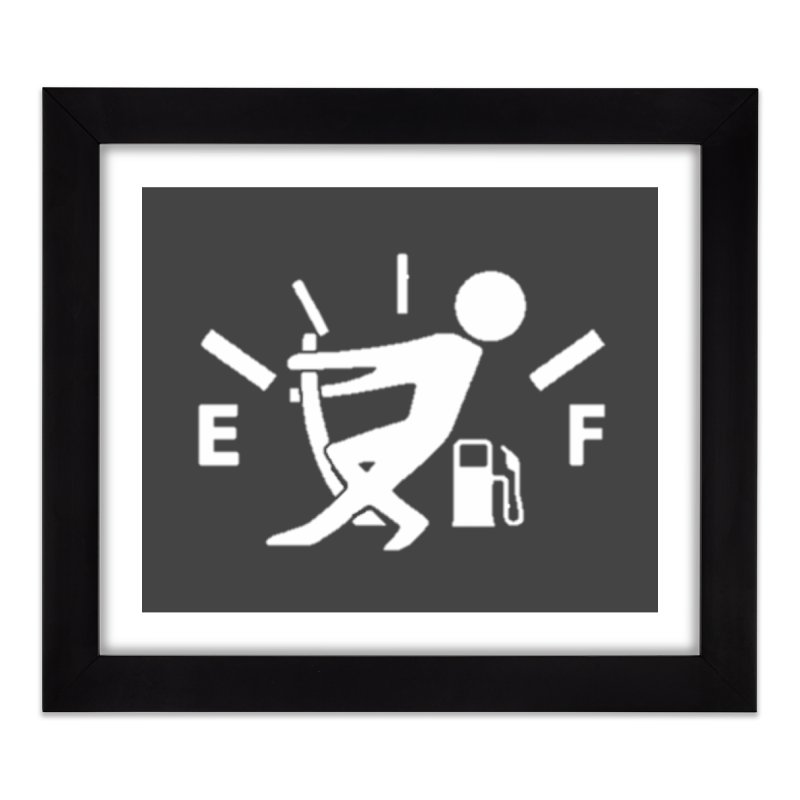 Get Your Fill! Home Framed Fine Art Print by JeepVIPClub's Artist Shop