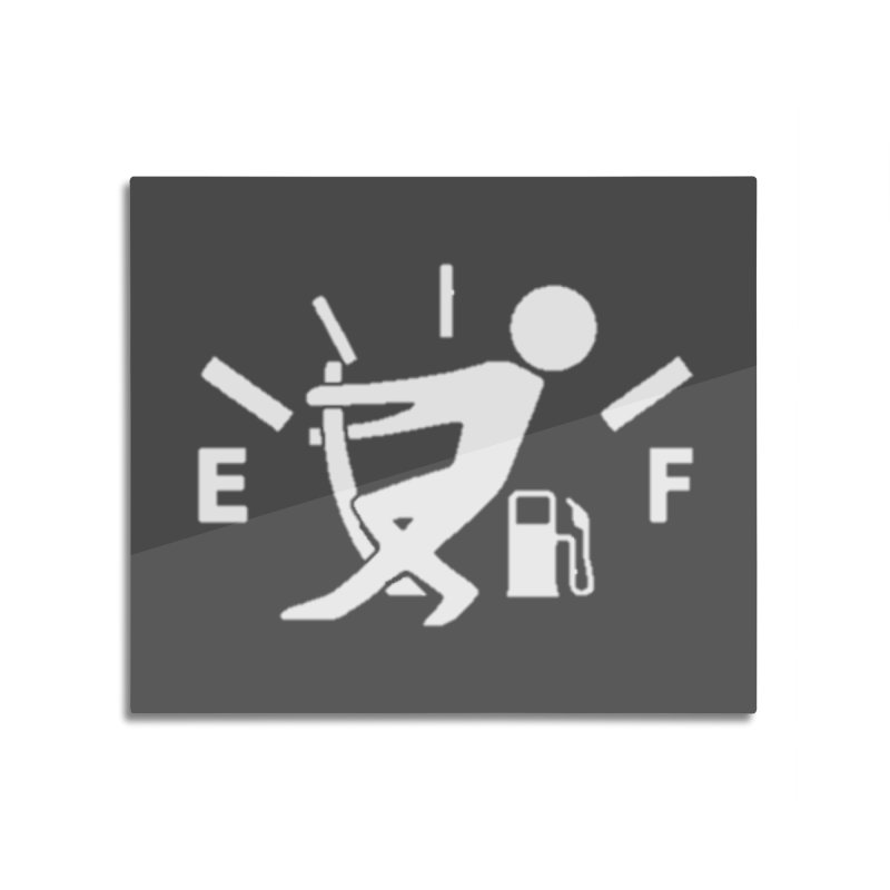Get Your Fill! Home Mounted Aluminum Print by JeepVIPClub's Artist Shop