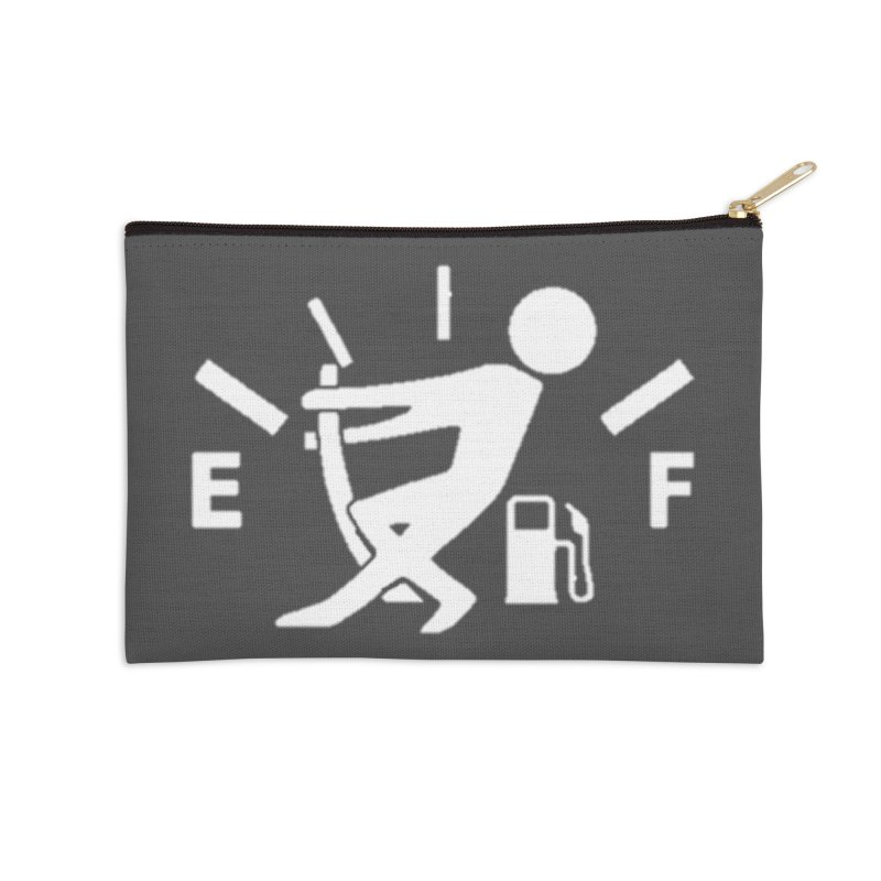 Get Your Fill! Accessories Zip Pouch by JeepVIPClub's Artist Shop