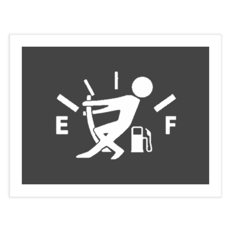 Get Your Fill! Home Fine Art Print by JeepVIPClub's Artist Shop