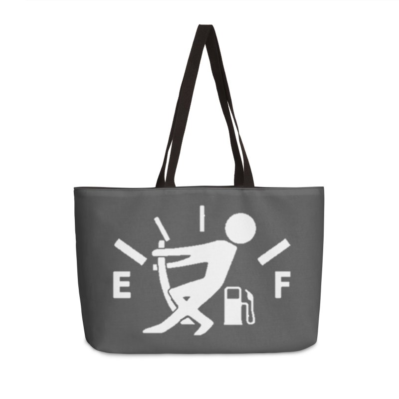 Get Your Fill! Accessories Weekender Bag Bag by JeepVIPClub's Artist Shop