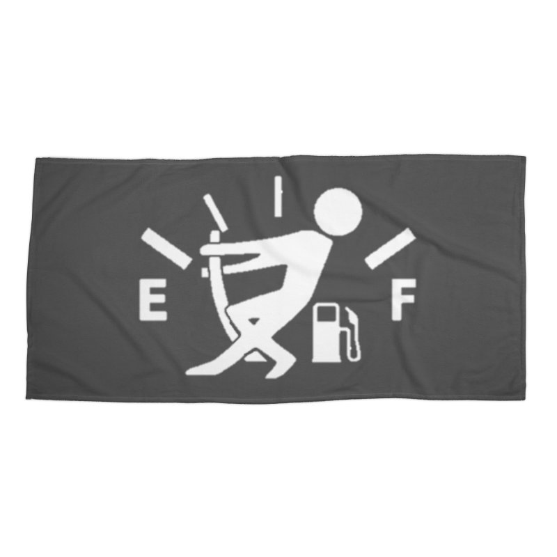Get Your Fill! Accessories Beach Towel by JeepVIPClub's Artist Shop