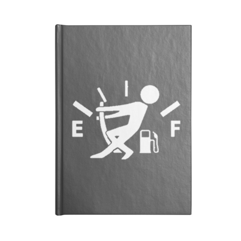 Get Your Fill! Accessories Lined Journal Notebook by JeepVIPClub's Artist Shop