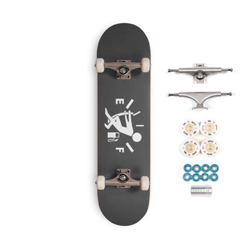 Get Your Fill! Accessories Complete - Premium Skateboard by JeepVIPClub's Artist Shop