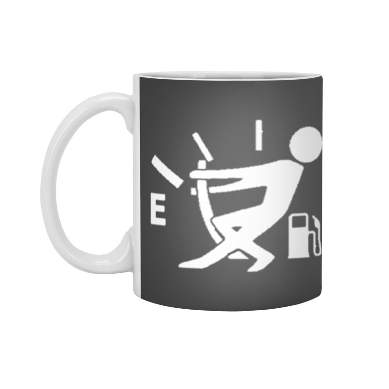 Get Your Fill! Accessories Mug by JeepVIPClub's Artist Shop