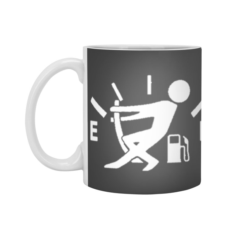 Get Your Fill! Accessories Standard Mug by JeepVIPClub's Artist Shop