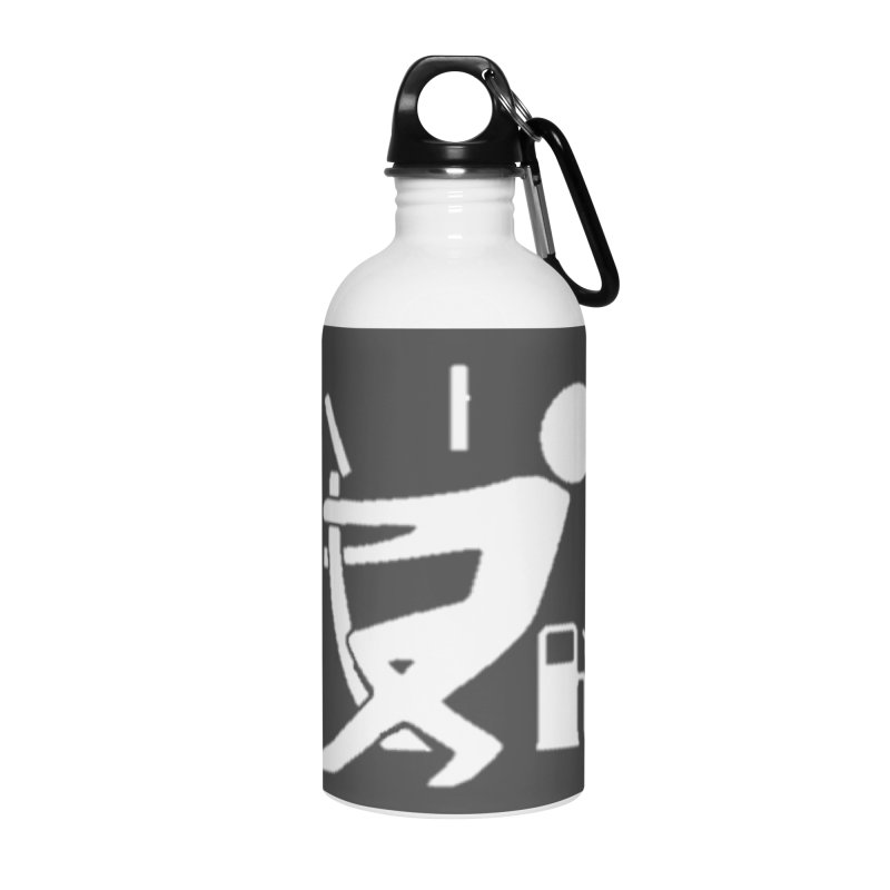 Get Your Fill! Accessories Water Bottle by JeepVIPClub's Artist Shop