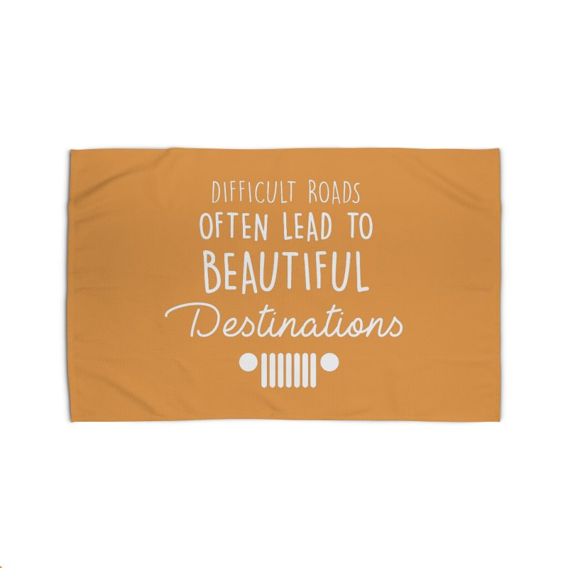 Beautiful Destinations Home Rug by JeepVIPClub's Artist Shop