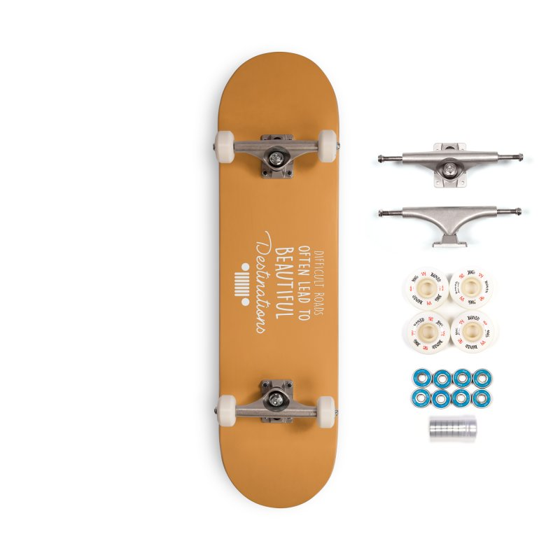 Beautiful Destinations Accessories Complete - Premium Skateboard by JeepVIPClub's Artist Shop