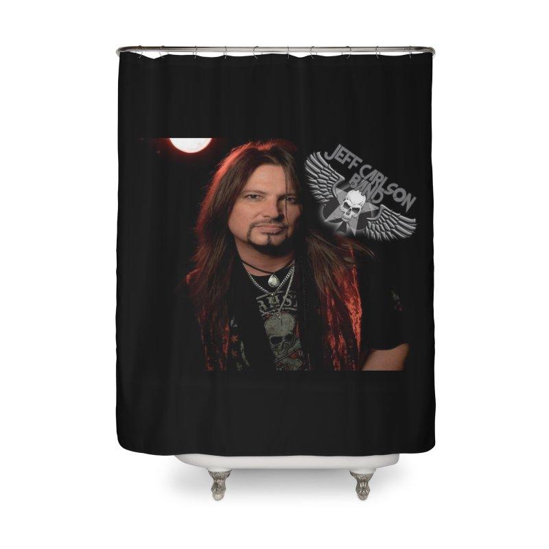 Screamin' Inside Home Shower Curtain by JeffCarlsonBand's Artist Shop