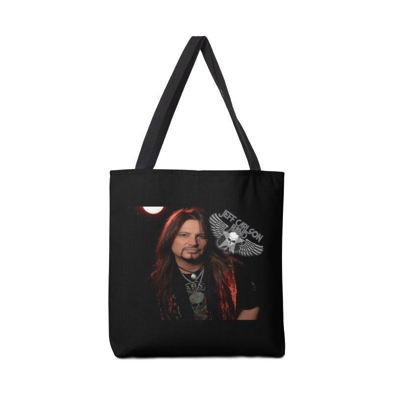 Screamin' Inside Accessories Bag by JeffCarlsonBand's Artist Shop