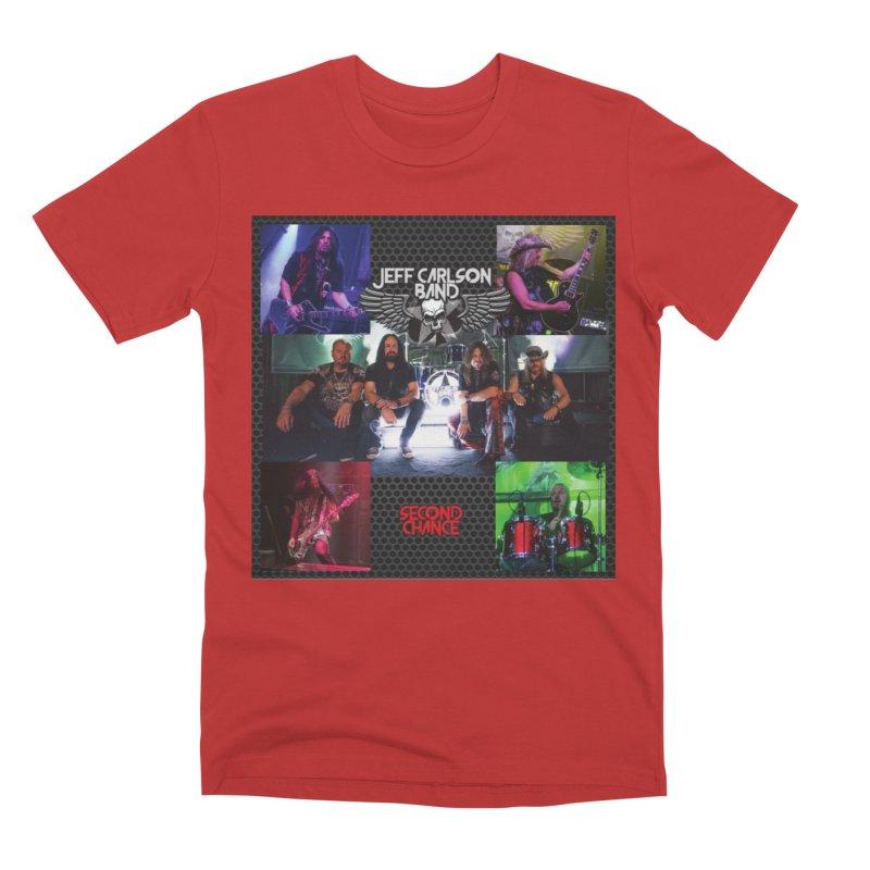Second Chance Men's T-Shirt by JeffCarlsonBand's Artist Shop