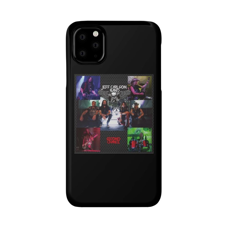Second Chance Accessories Phone Case by JeffCarlsonBand's Artist Shop