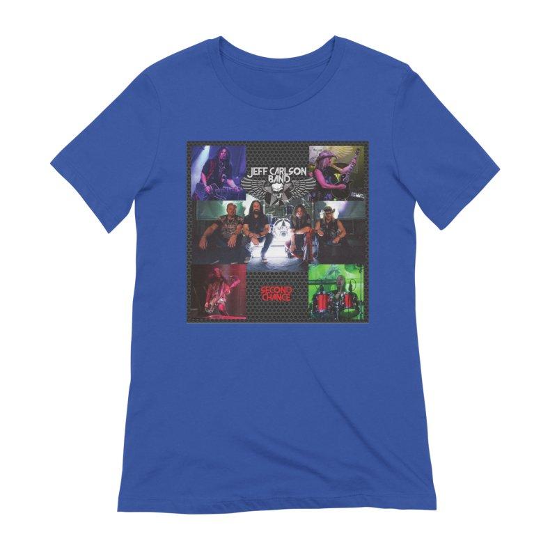 Second Chance Women's Extra Soft T-Shirt by JeffCarlsonBand's Artist Shop