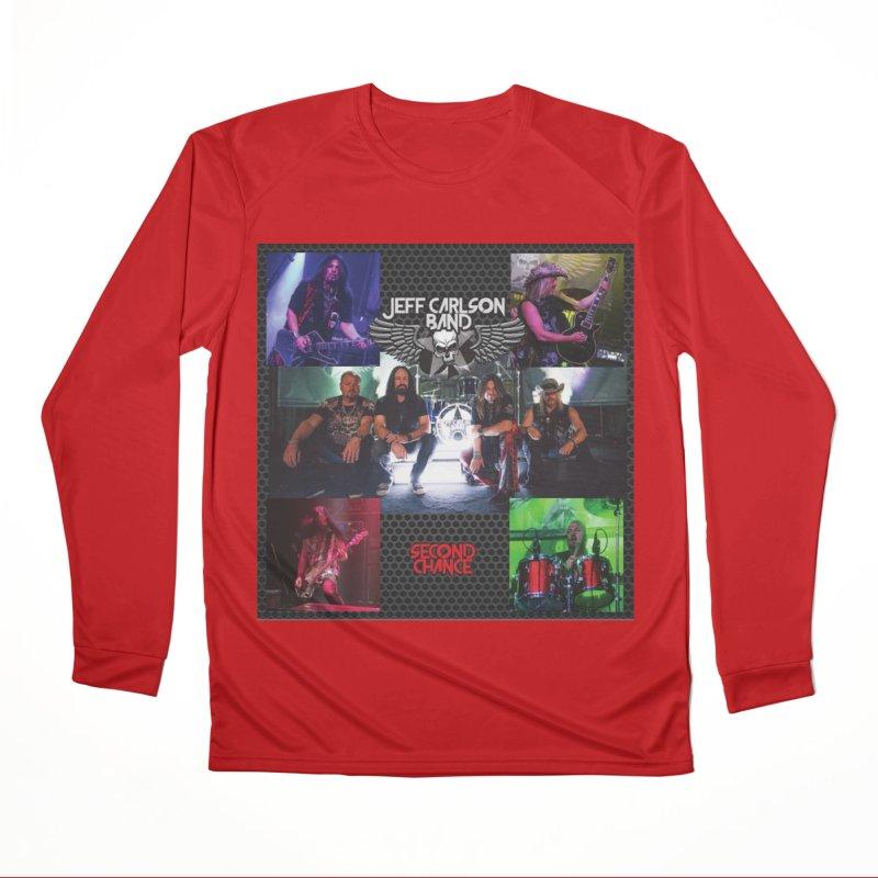 Second Chance Men's Performance Longsleeve T-Shirt by JeffCarlsonBand's Artist Shop