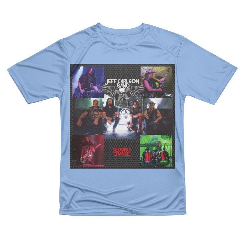 Second Chance Men's Performance T-Shirt by JeffCarlsonBand's Artist Shop