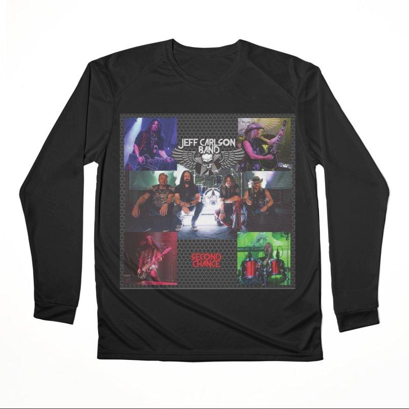 Second Chance Women's Performance Unisex Longsleeve T-Shirt by JeffCarlsonBand's Artist Shop