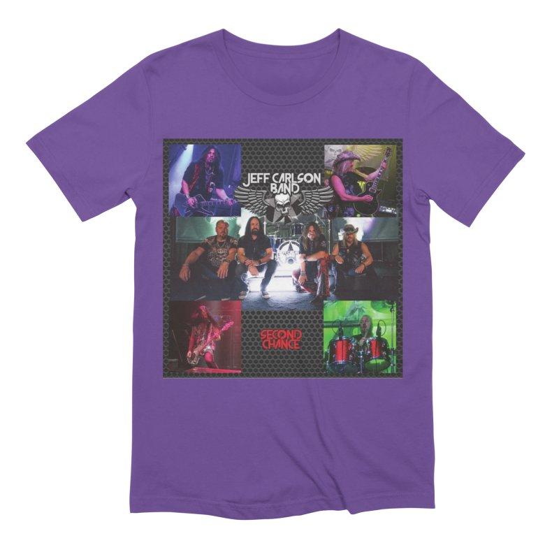 Second Chance Men's Extra Soft T-Shirt by JeffCarlsonBand's Artist Shop