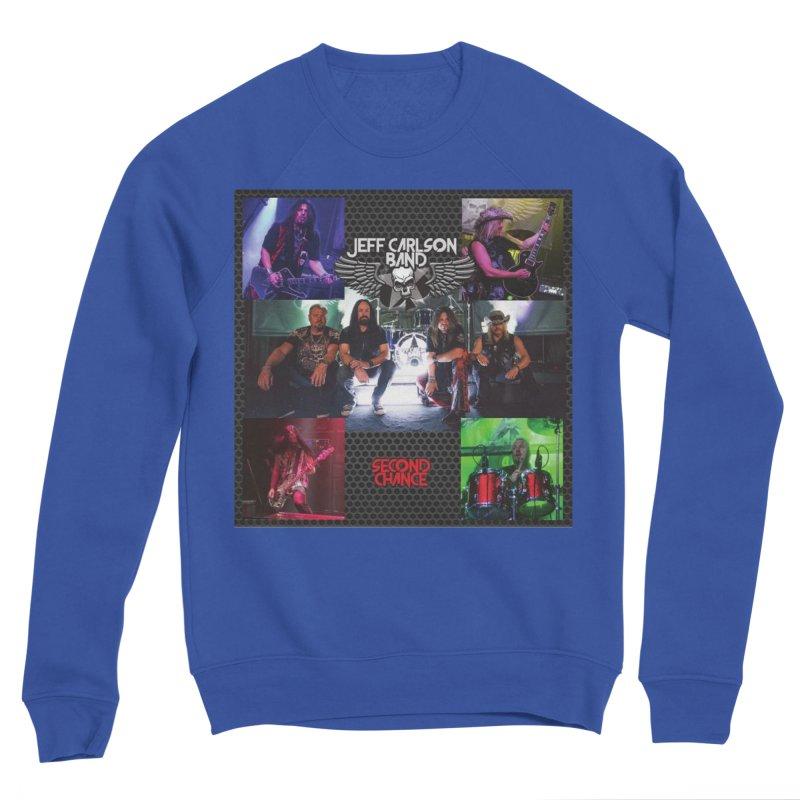 Second Chance Men's Sponge Fleece Sweatshirt by JeffCarlsonBand's Artist Shop