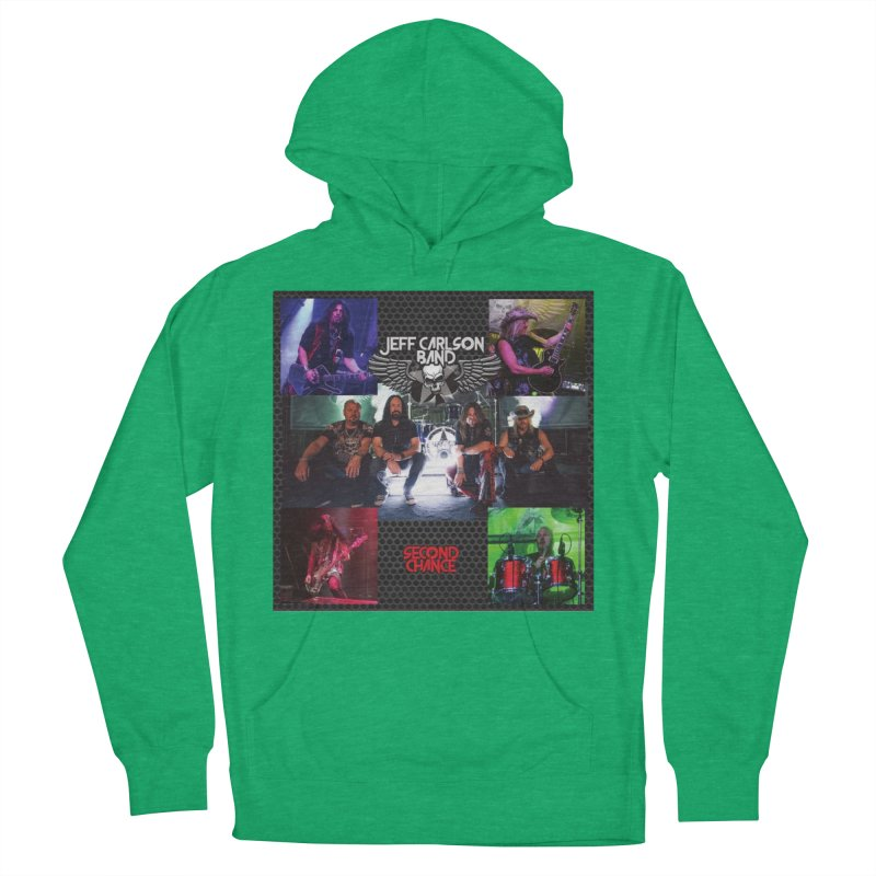 Second Chance Men's French Terry Pullover Hoody by JeffCarlsonBand's Artist Shop