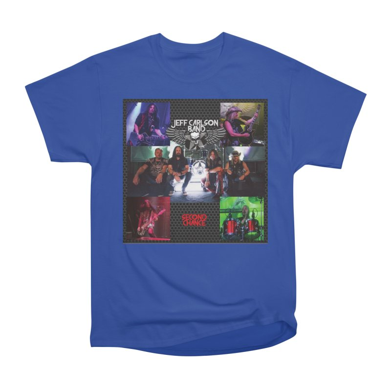 Second Chance Women's Heavyweight Unisex T-Shirt by JeffCarlsonBand's Artist Shop