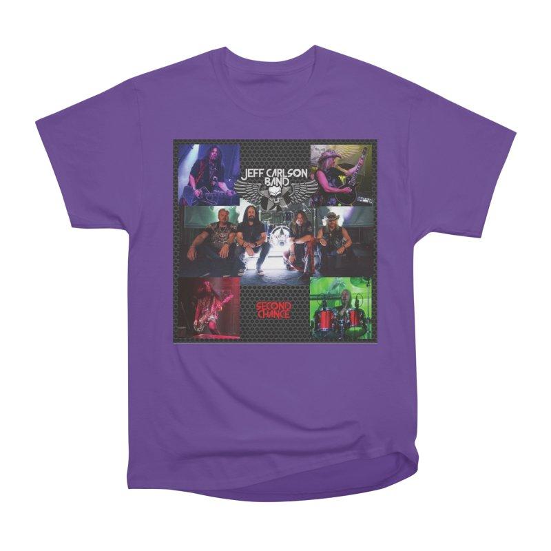 Second Chance Men's Heavyweight T-Shirt by JeffCarlsonBand's Artist Shop
