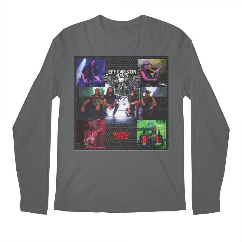 Second Chance Men's Regular Longsleeve T-Shirt by JeffCarlsonBand's Artist Shop