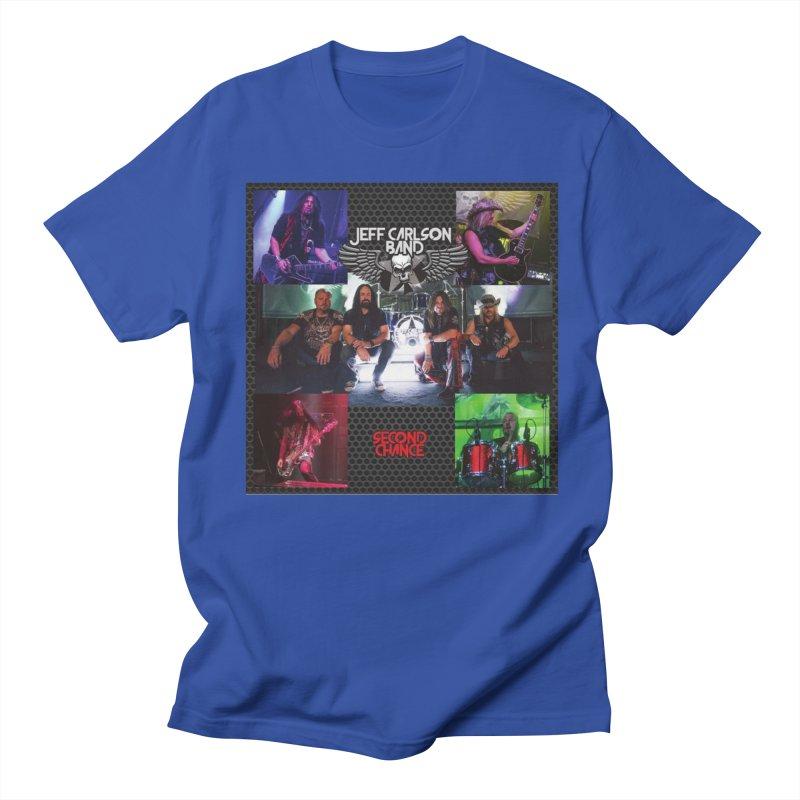 Second Chance Men's Regular T-Shirt by JeffCarlsonBand's Artist Shop