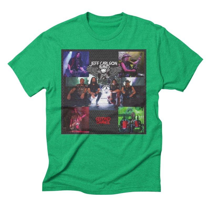 Second Chance Men's Triblend T-Shirt by JeffCarlsonBand's Artist Shop