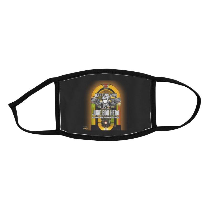 Juke Box Hero Accessories Face Mask by JeffCarlsonBand's Artist Shop