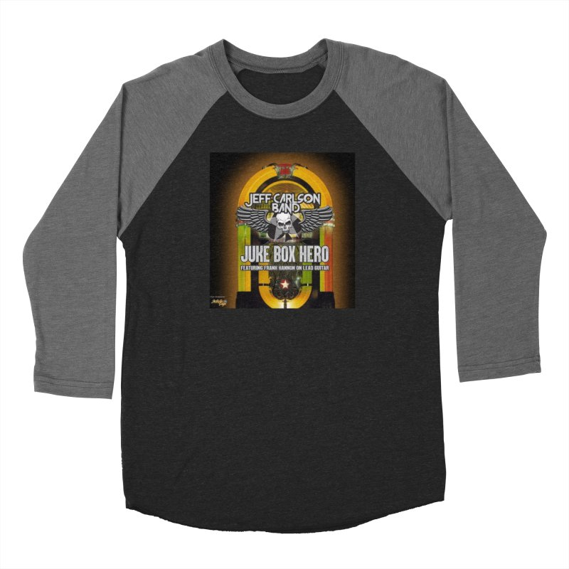 Juke Box Hero Women's Longsleeve T-Shirt by JeffCarlsonBand's Artist Shop