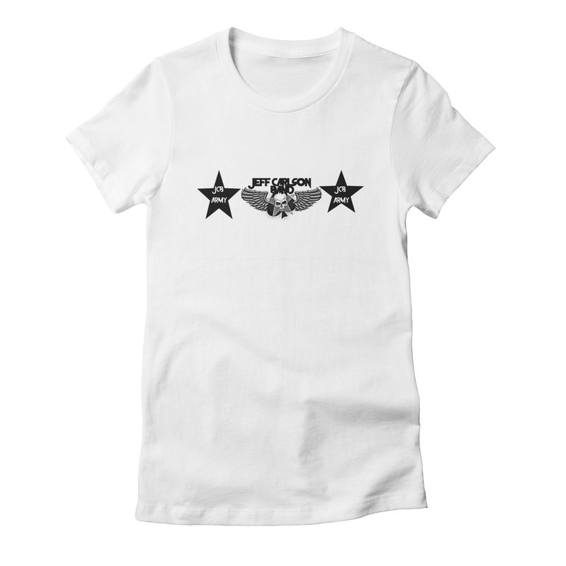 JCB ARMY Women's T-Shirt by JeffCarlsonBand's Artist Shop