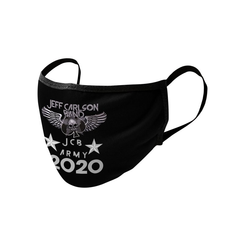 JCB ARMY 2020 Accessories Face Mask by JeffCarlsonBand's Artist Shop