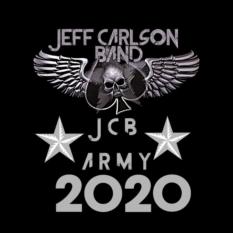JCB ARMY 2020 Men's T-Shirt by JeffCarlsonBand's Artist Shop