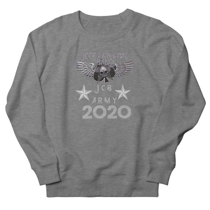 JCB ARMY 2020 Women's Sweatshirt by JeffCarlsonBand's Artist Shop