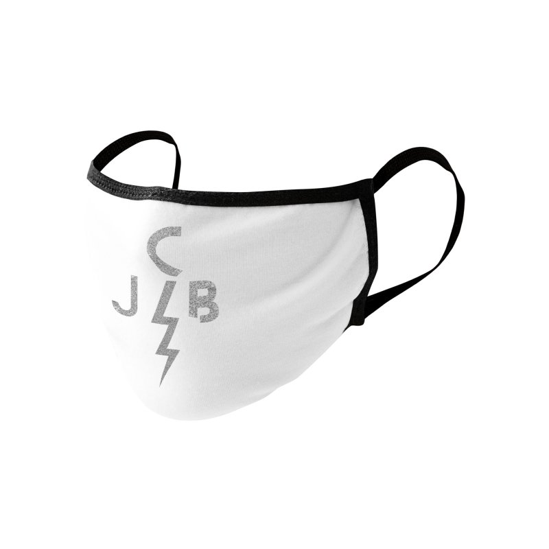 JCB Lightning Bolt Accessories Face Mask by JeffCarlsonBand's Artist Shop