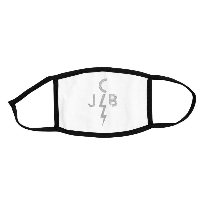 JCB Lightning Bolt Accessories Face Mask by JeffCarlsonBand's Artist Shop