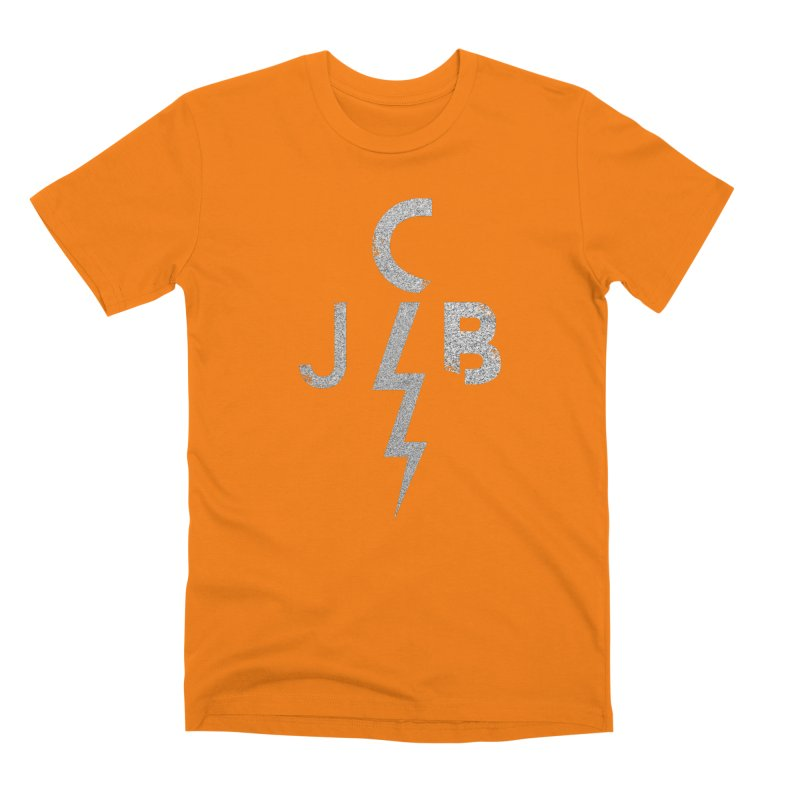 JCB Lightning Bolt Men's T-Shirt by JeffCarlsonBand's Artist Shop