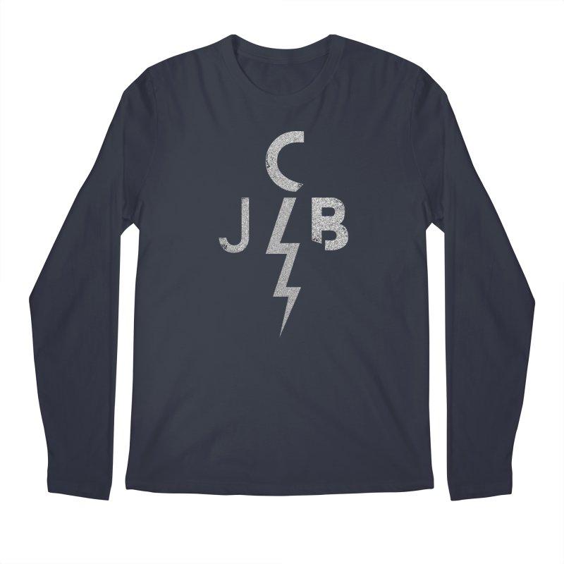 JCB Lightning Bolt Men's Longsleeve T-Shirt by JeffCarlsonBand's Artist Shop