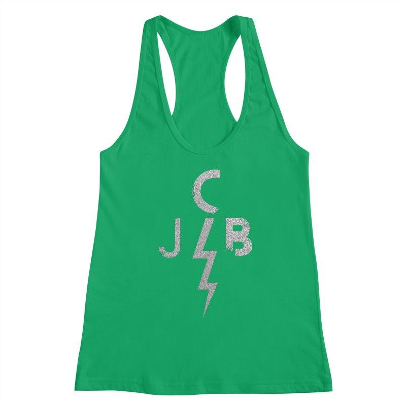 JCB Lightning Bolt Women's Tank by JeffCarlsonBand's Artist Shop