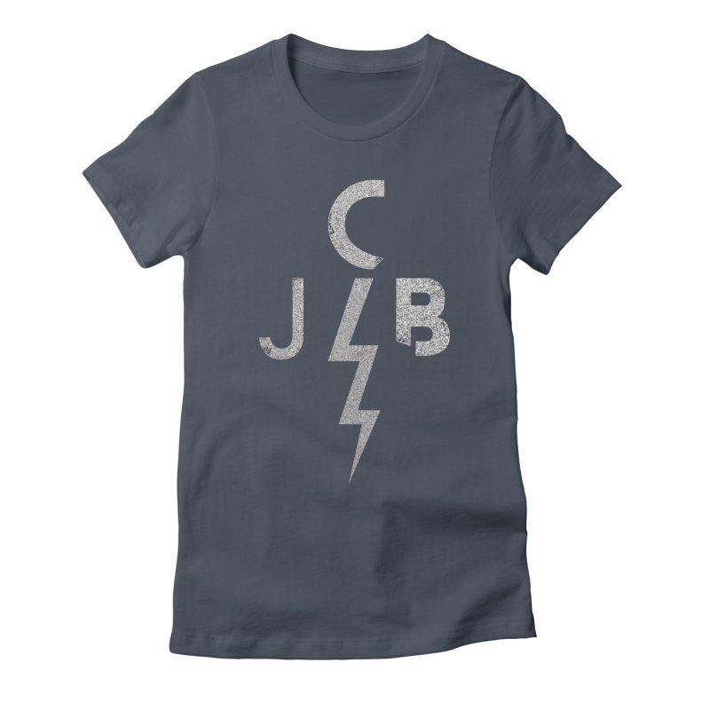 JCB Lightning Bolt Women's T-Shirt by JeffCarlsonBand's Artist Shop