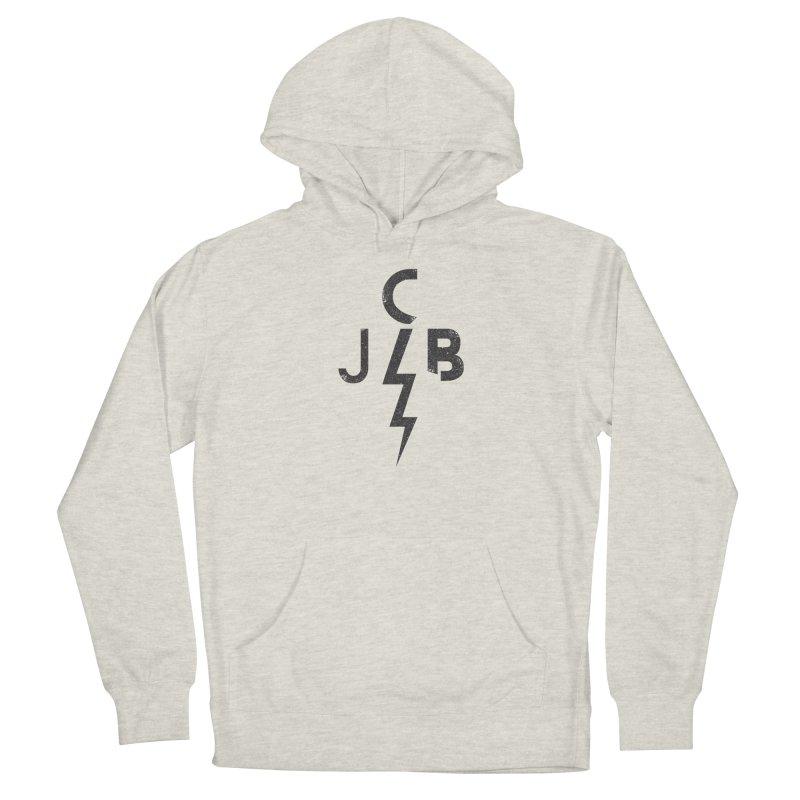 JCB Lightning Black Women's Pullover Hoody by JeffCarlsonBand's Artist Shop